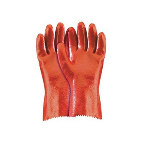 TAEHEOUNG PVC Gloves - Red