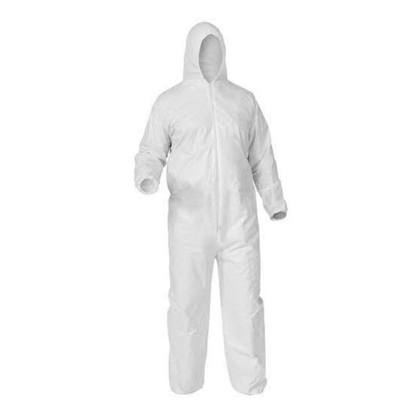 Protective Clothing – Level D Type.4