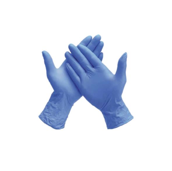 God's Navi Nitrile Gloves