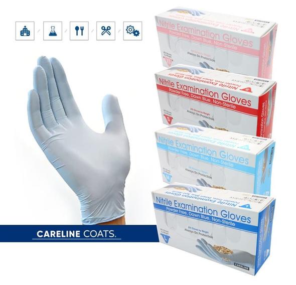 Nitrile Gloves, medical gloves, examination gloves, Careline Gloves, Careline Nitril Gloves, Chemo Gloves, Hartalega Coats Glove, ASTM6978