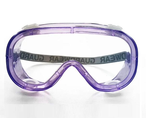 Guardwear - Protective Safety Goggle (Violet)