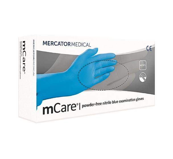 Mercator Nitrile Gloves