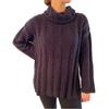 Rose Turtleneck Pullover