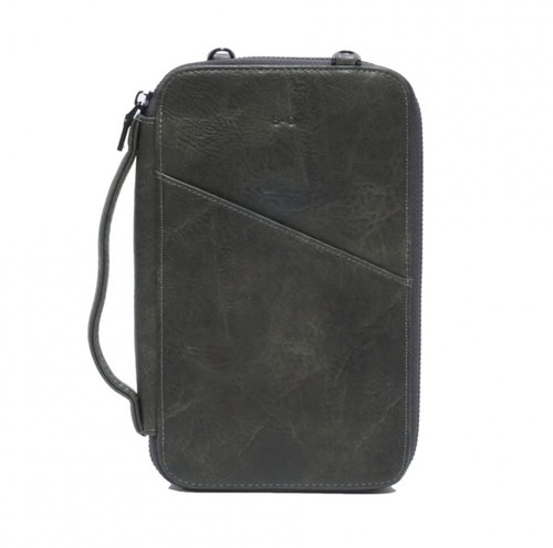 Athena Passport Pouch Army Green