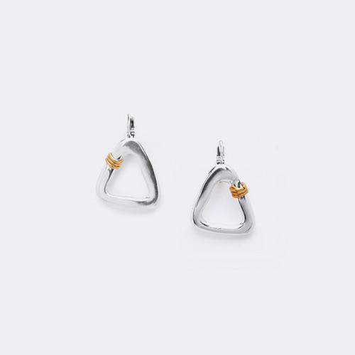 Ori Tai NOTORIOUS BIG Simple French Hook Earrings