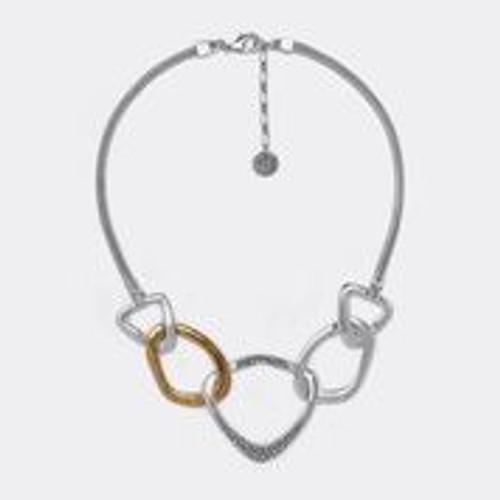 Ori Tao NOTORIOUS BIG plastron necklace