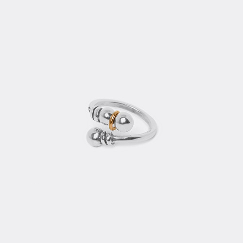Ori Tao SPARKLING twisted ring