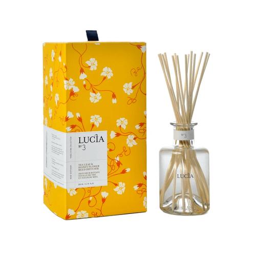 Reed Diffuser Tea Leaf & Wild Honey