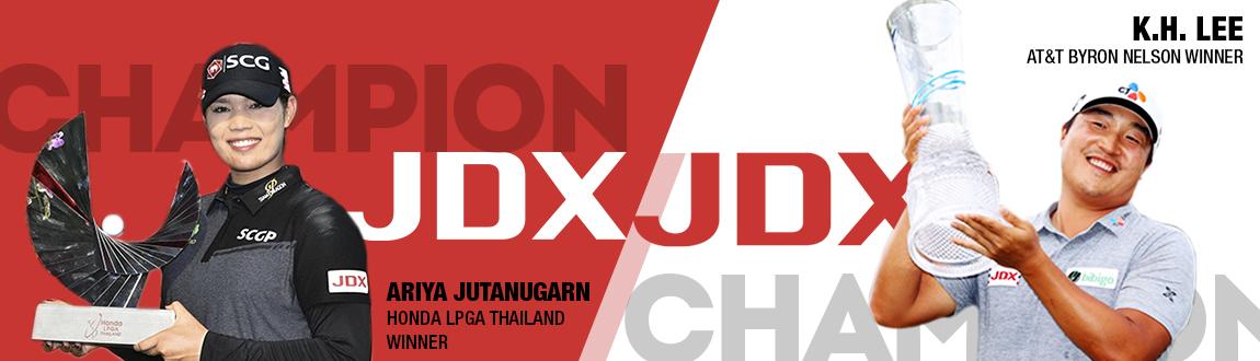 JDX Golf Apparel