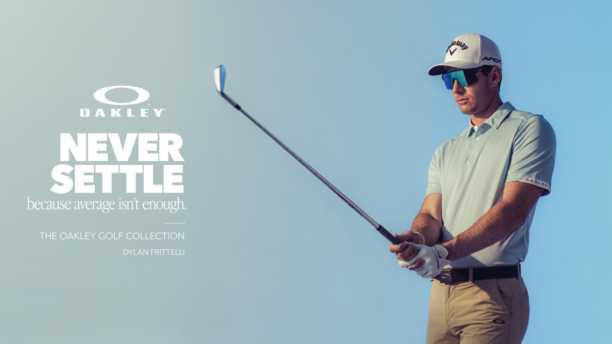 Oakley at Rock Bottom Golf