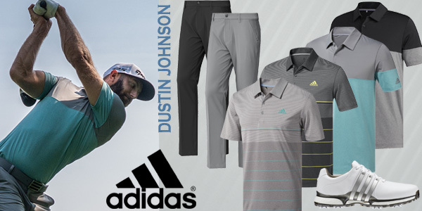 Adidas Golf at Rock Bottom Golf