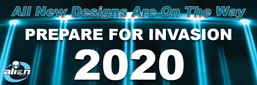 Alien 2020 Producst Are Coming!