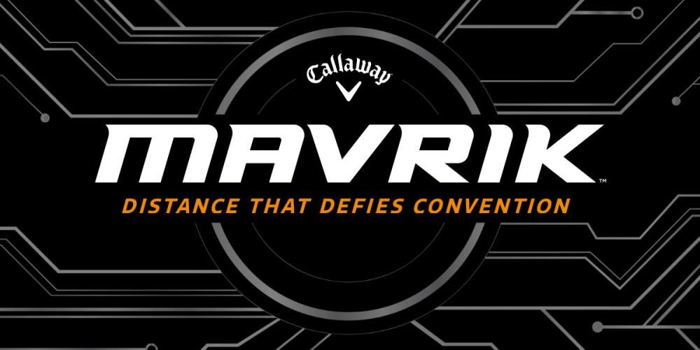 Callaway Mavrik large image banner