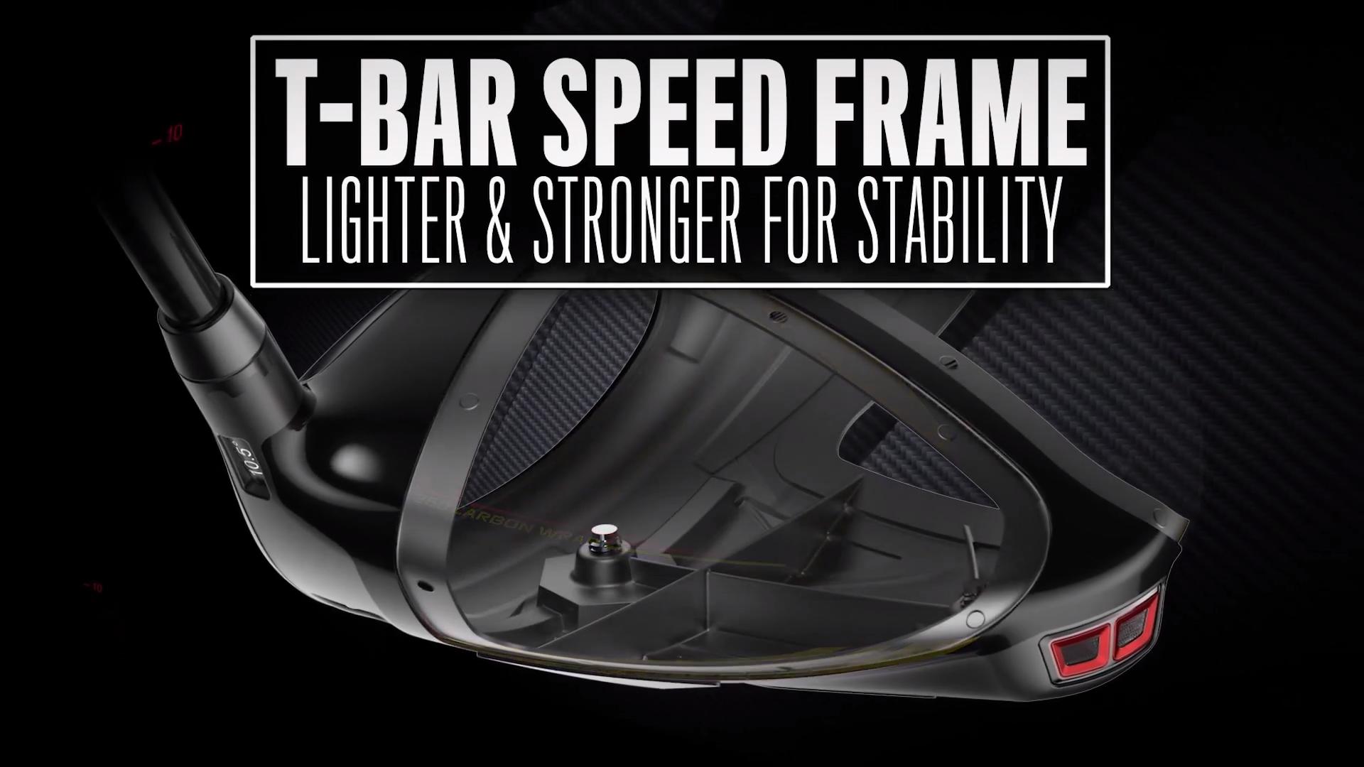 Cobra speedzone - Stability Zone - T-Bar Speed Frame