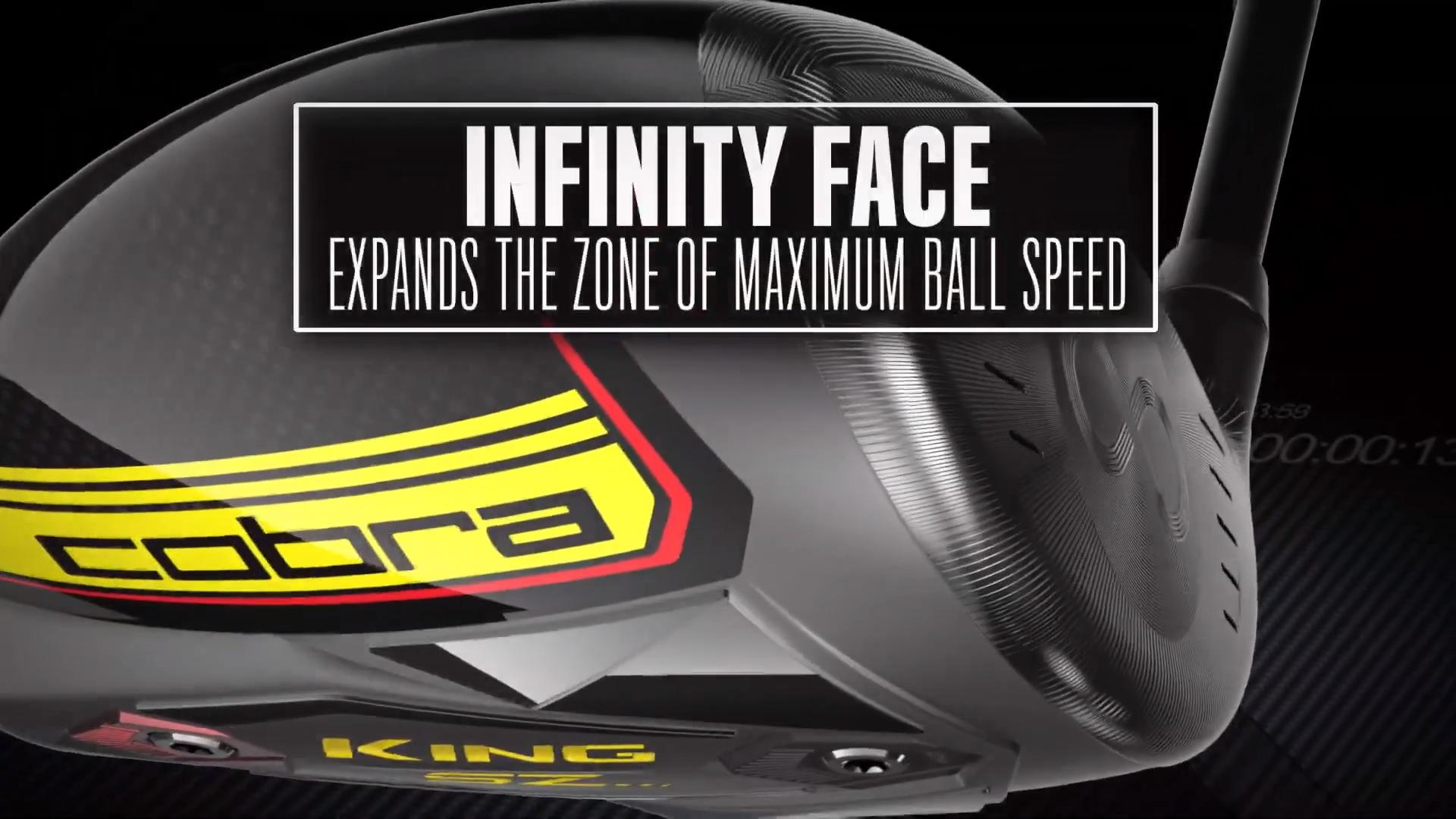 Cobra speedzone - Power zone - infinity face