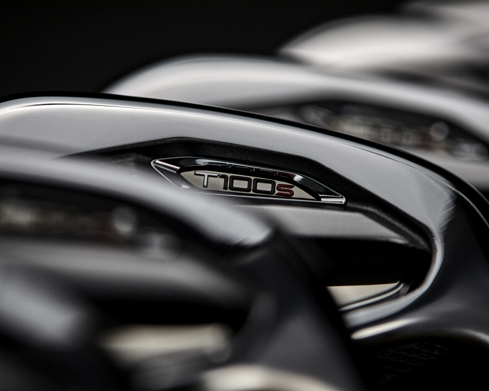 T100s irons club image - Titleist image