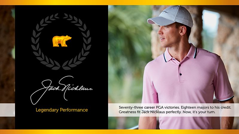 Nicklaus Golf Apparel