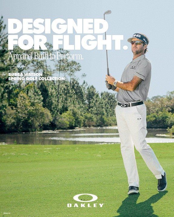 Oakley Sunglasses, Apparel and Shoes at RockBottomGolf.com