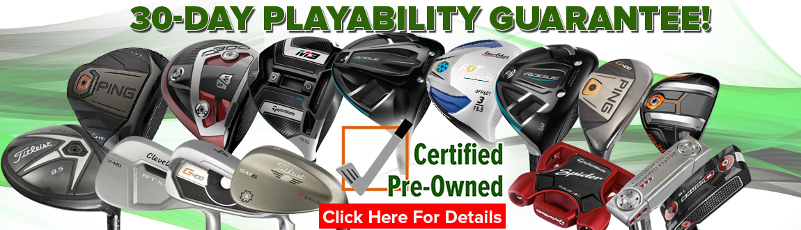Pre-Owned Golf Clubs - Rock Bottom Golf a5077657d3c8