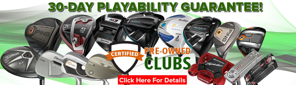 30 Day Certified Pre-Owned Guarantee