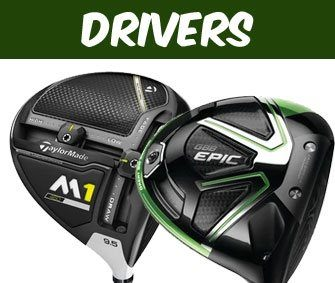 Pre-Owned Golf Drivers