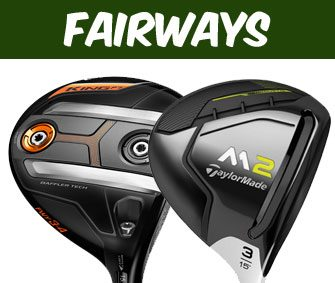 Pre-Owned Fairway Woods