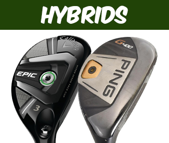 Pre-Owned Golf Hybrids!