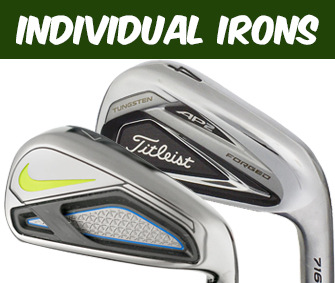 Pre-Owned Individual Irons