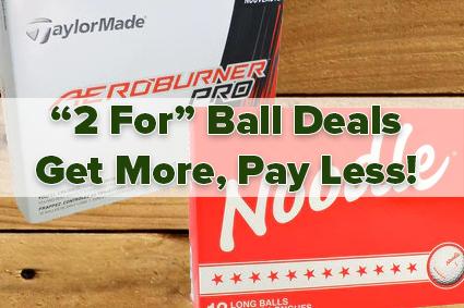 <q>2 For</q> Ball Deals