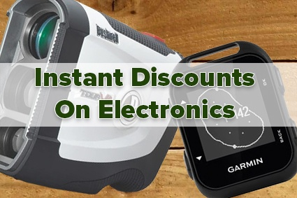 Instant Discounts on Electronics