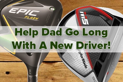 Drivers, Fairway Woods & Hybrids