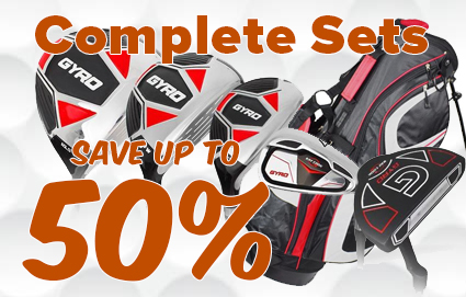 Complete Golf Sets - Everything You Need!