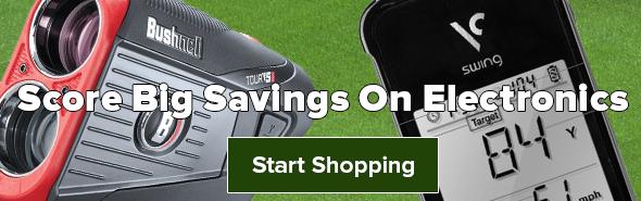 Golf Electronics, Rangefinders & GPS