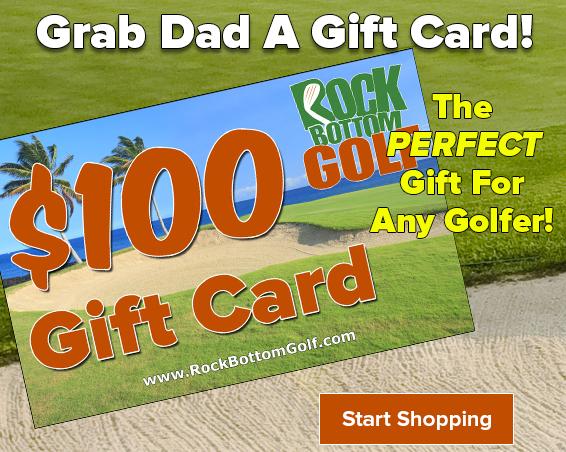 Rock Bottom Golf Gift Cards