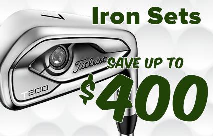 Hot Deals On Golf Irons