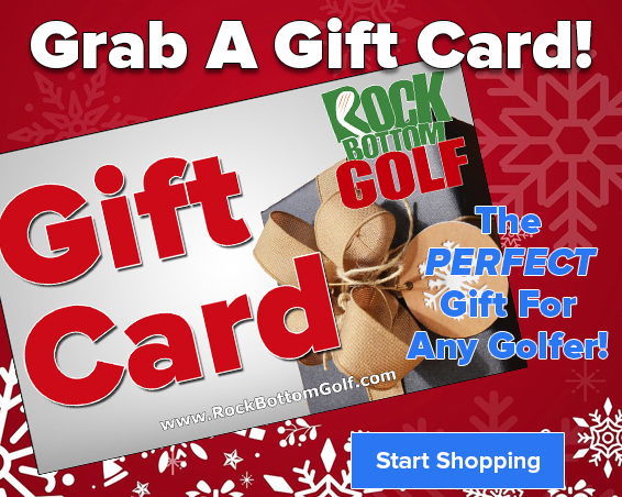 Grab A Gift Card - The PERFECT Gift For Any Golfer!
