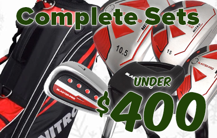 Complete Golf Sets