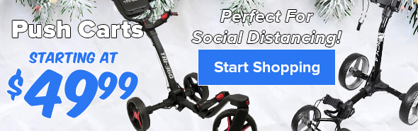 Social Distance w/ Push Carts Starting At $59.99!