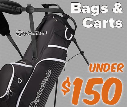Golf Bags & Carts UNDER $150! - Shop NOW!