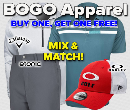 Buy One Get One FREE Apparel! MIX & MATCH - Shop Now!