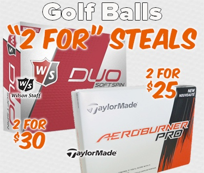 Golf Ball Sale At Rock Bottom Golf - Shop Now!