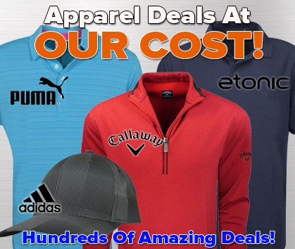 OUR Cost Apparel!