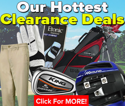 Our HOTTEST Clearance Deals - This Weekend Only!