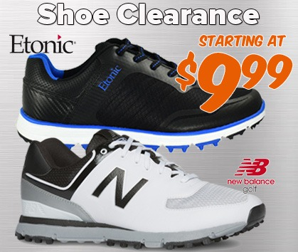 Footwear Clearance - Starting At $9.77!