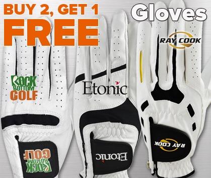 Buy 2, Get 1 FREE Glove Deals!
