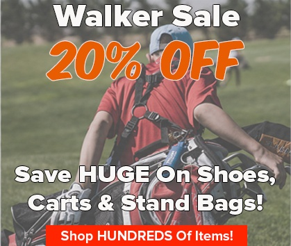 Walker Sale: 20% OFF Bags, Carts & Shoes - Shop Now!