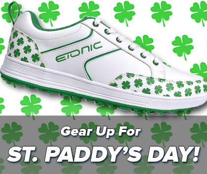 Gear up for St.Patty's Day! Shop NOW!