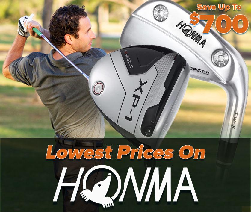 Lowest Prices on Honma! Save up to $700! Shop Now