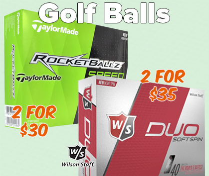 2 For Ball Deals - Stock up and SAVE! - Shop Now!