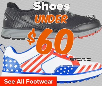 Golf SHOES under $60 - Shop Now!